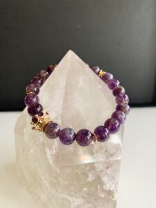 Amethyst Crown G