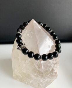 Rainbow Obsidian Crown